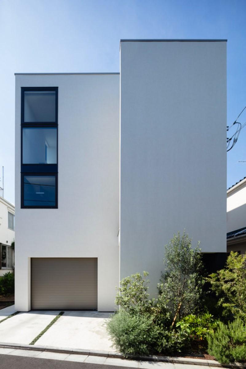 デザインには意味があることを実感する家